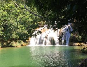 Conheça a Cachoeira da Serra Bodoquena bonitoms