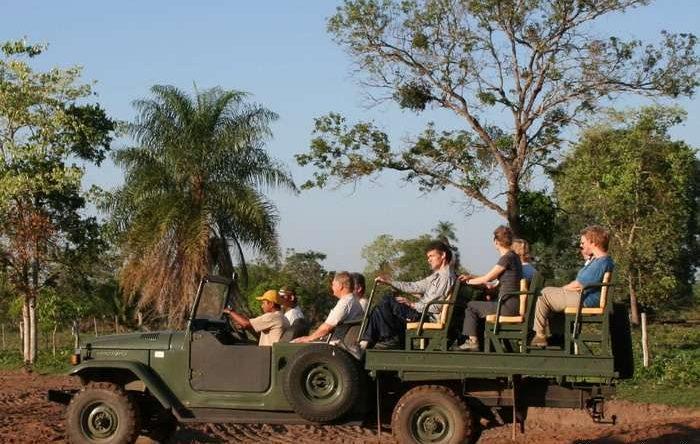 Pousada Aguapé – Pantanal MS