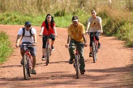 Bike Tour Rio Sucuri – Bonito ms