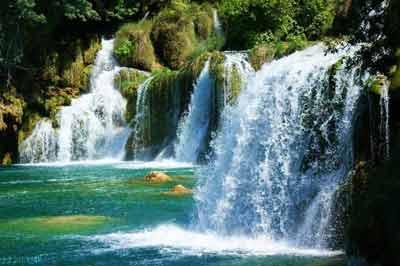 Passeio nas Cachoeiras do Rio do Peixe