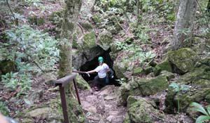 Cavernas em Bonito - MS