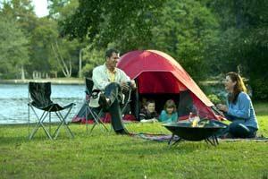 Acampamento em Família em Bonito MS