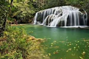 Cachoeiras da Gruta